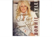 Bonnie Tyler – o voce de legenda, 13 Oct 2014, Bucuresti